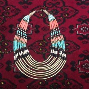 Jewelry - Tribal Beaded Necklace